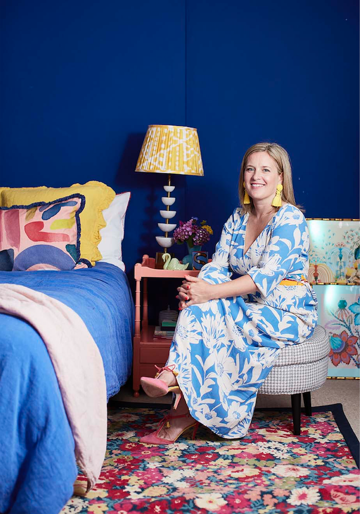 Rug Stars: We're talking rugs with stars of the interior world